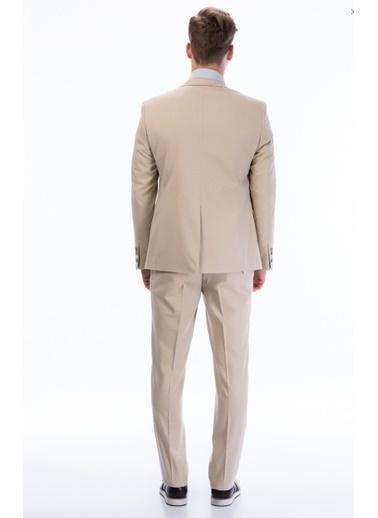 Comienzo Takım Elbise Bej